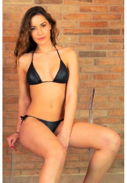 Bikini Triangolo e Slip Laccetti