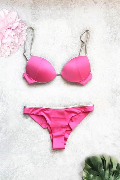Push Up and Brilliant Pink Brazilian Shop Online